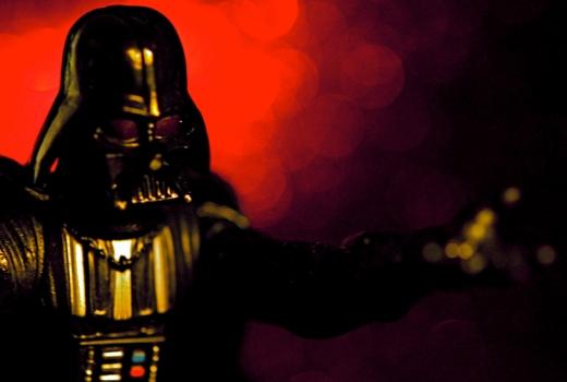 Star Wars' Darth Vader Role