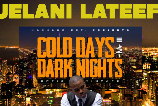 Jelani Lateef's Cold Days and Dark Nights mix tape