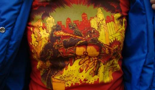 Godzilla Vs. Gamera T-Shirt