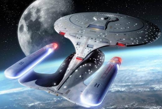 Star Trek: The Next Generation Starship Enterprise