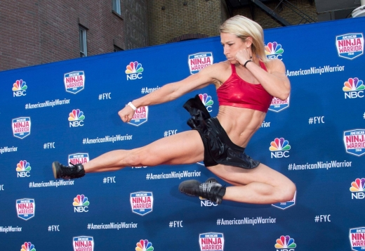2016 is the year of Jessie Graff