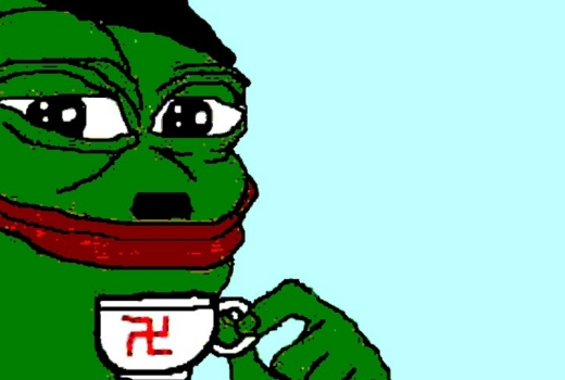 Pepe the Frog hate symbol will be dealt with.